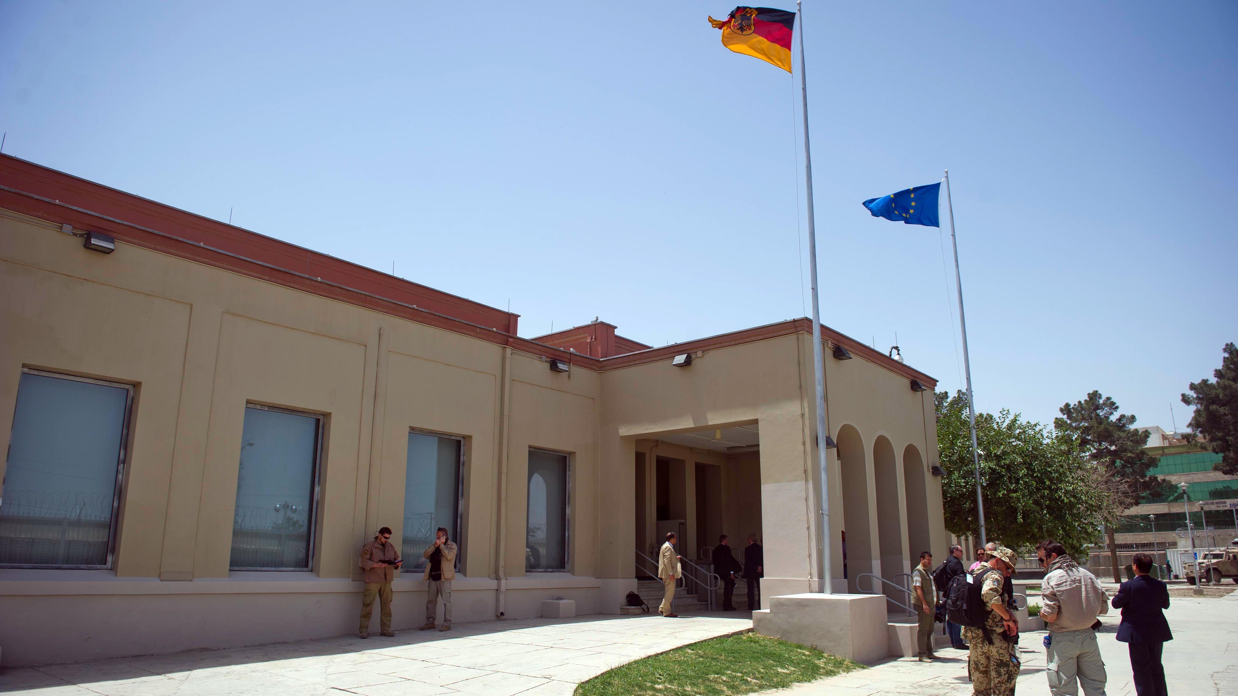 Deutsches Generalkunsulat in Masar-I-Sharif