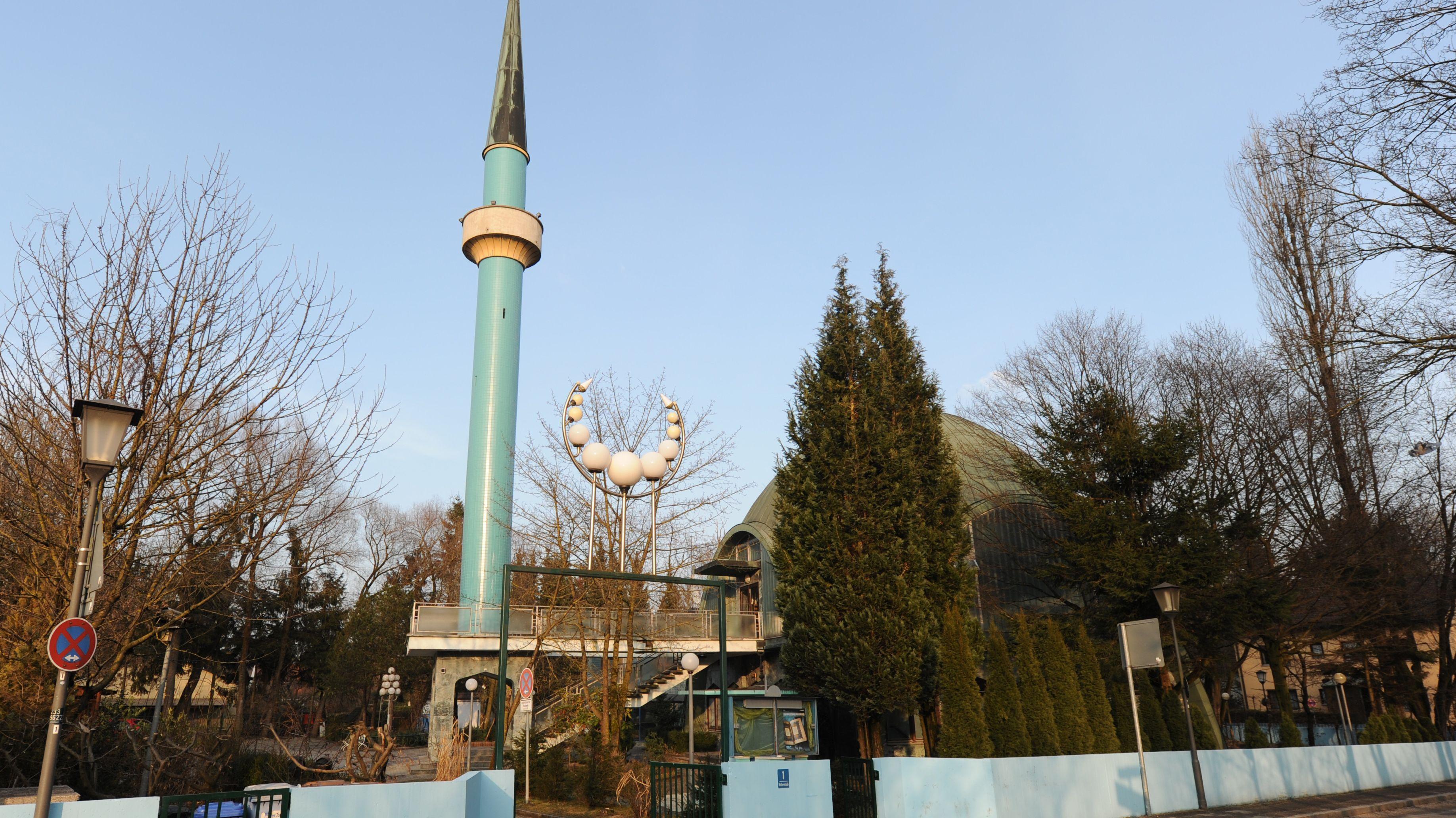 Moschee in München-Freimann