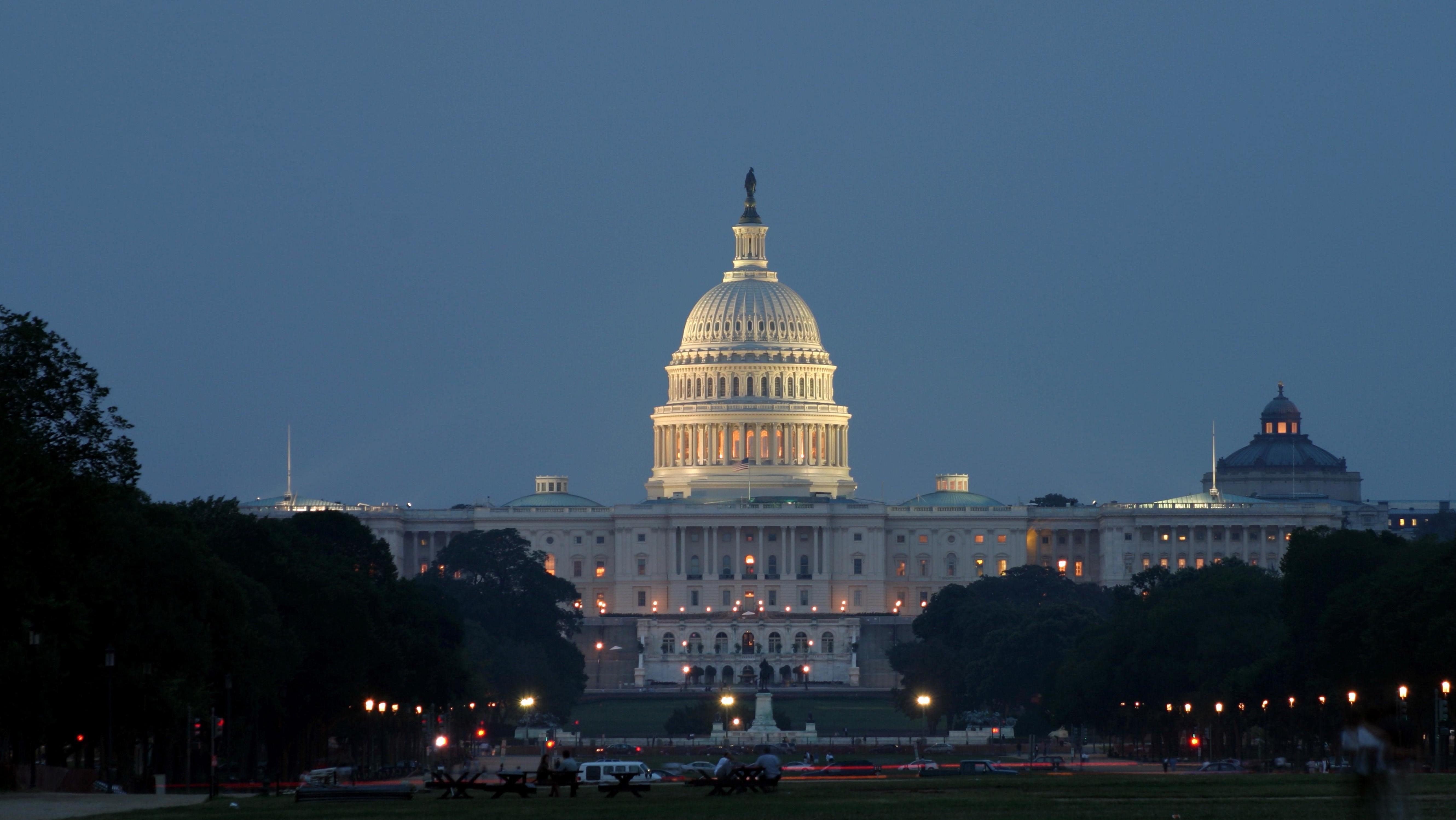 US- Parlamentsgebäude