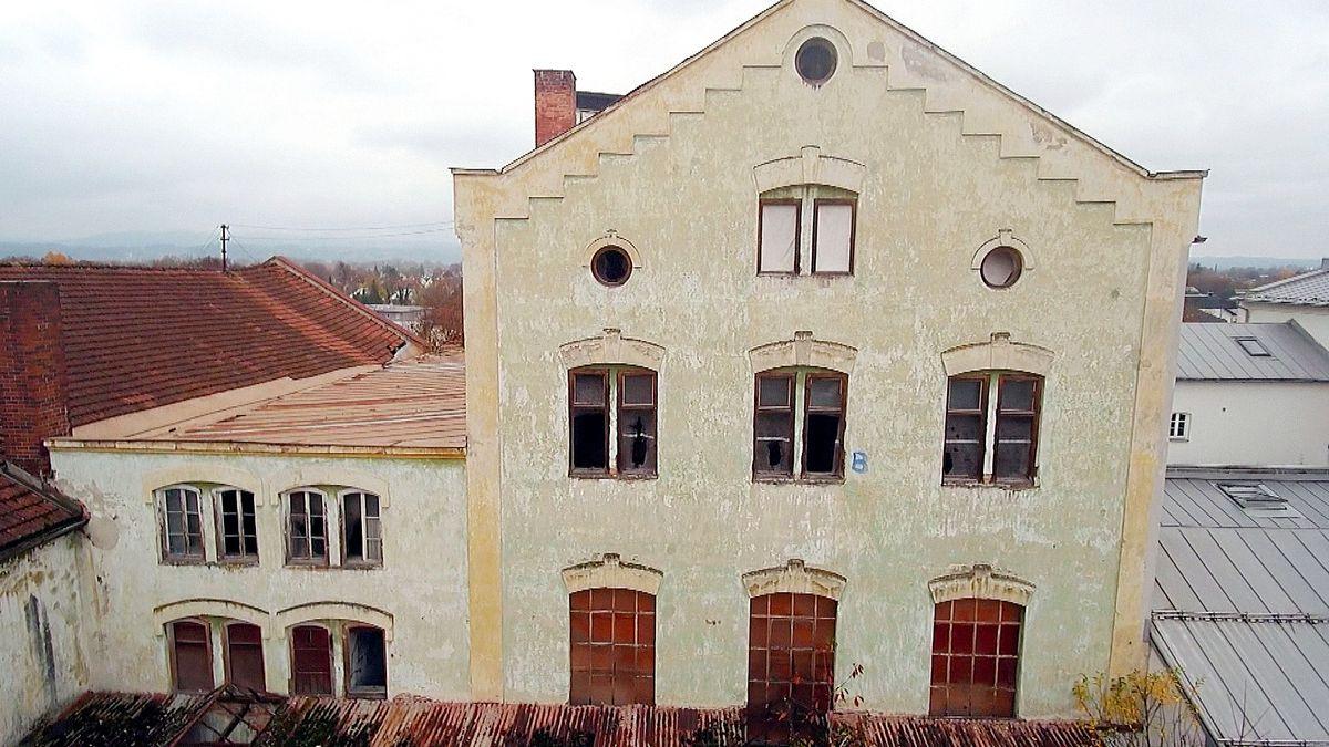 Denkmalgeschützte alte Brauerei am Kellerberg In Bad Aibling