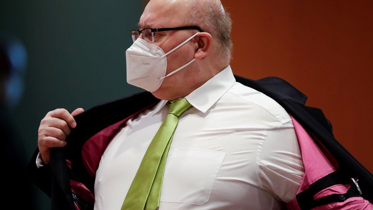 Bundeswirtschaftsminister Altmaier glaubt an eine schnelle Erholung der deutschen Wirtschaft nach der Pandemie.