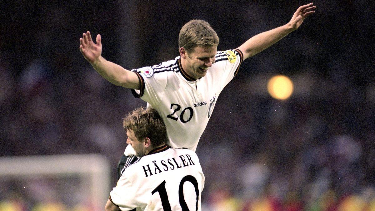 Fußball-EM 1996