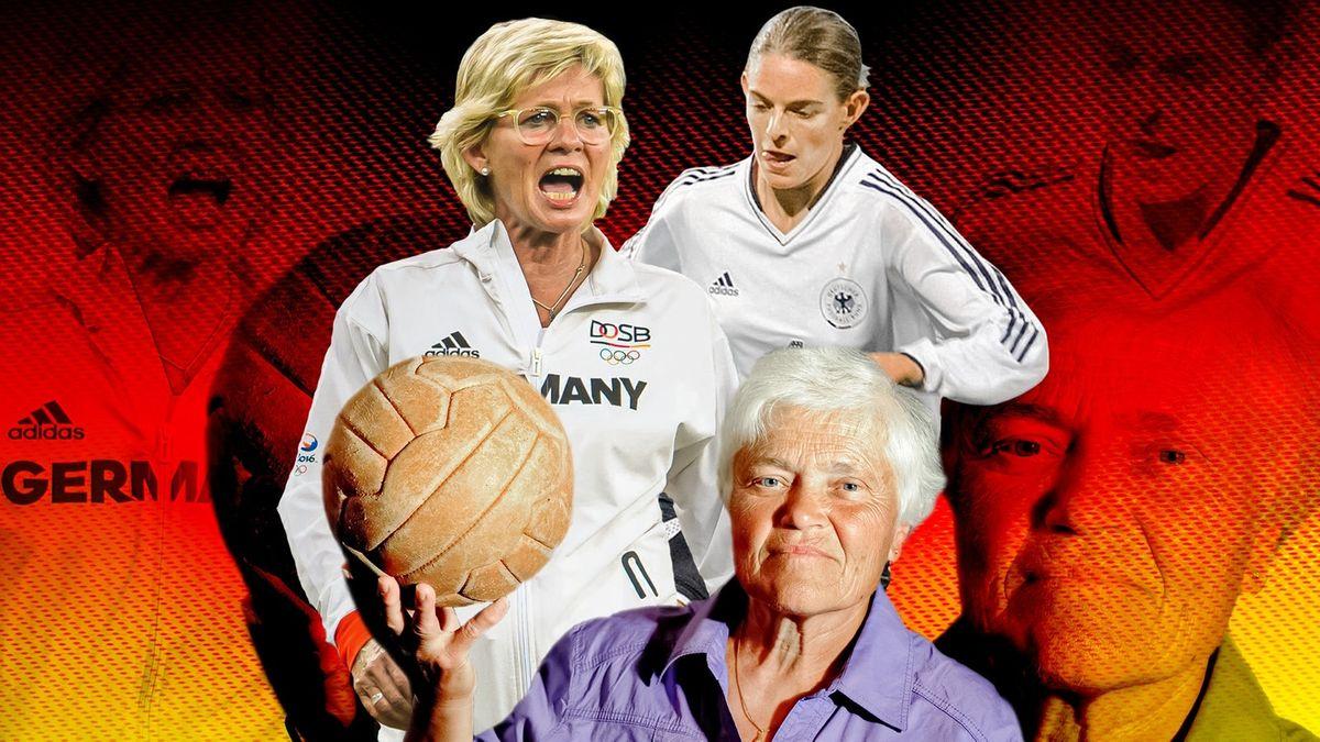 """""""Der größte Gegner ist das Klischee - 50 Jahre Frauenfußball"""""""