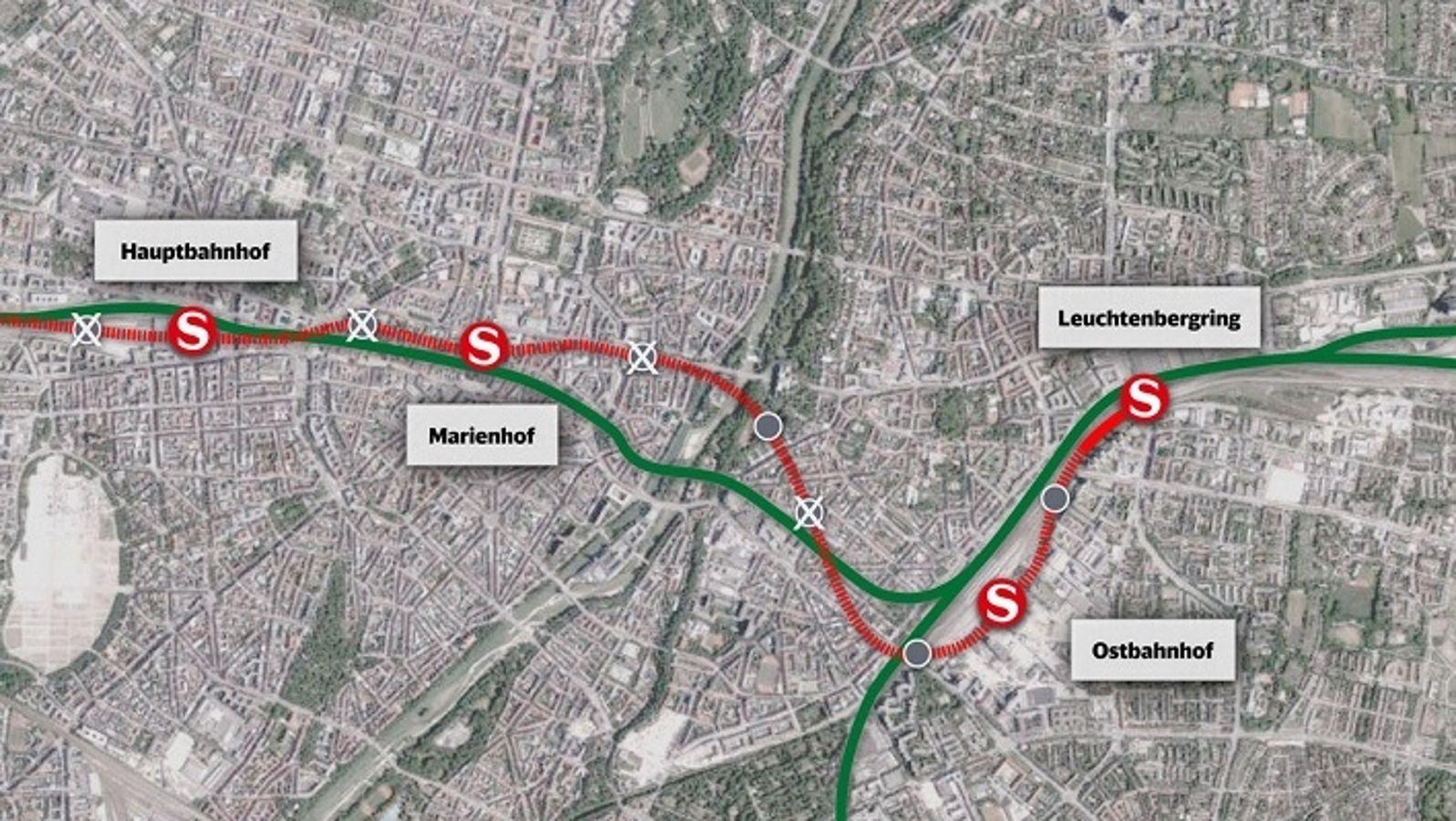 Neues Planfeststellungsverfahren Für 2 Stammstrecke Br24