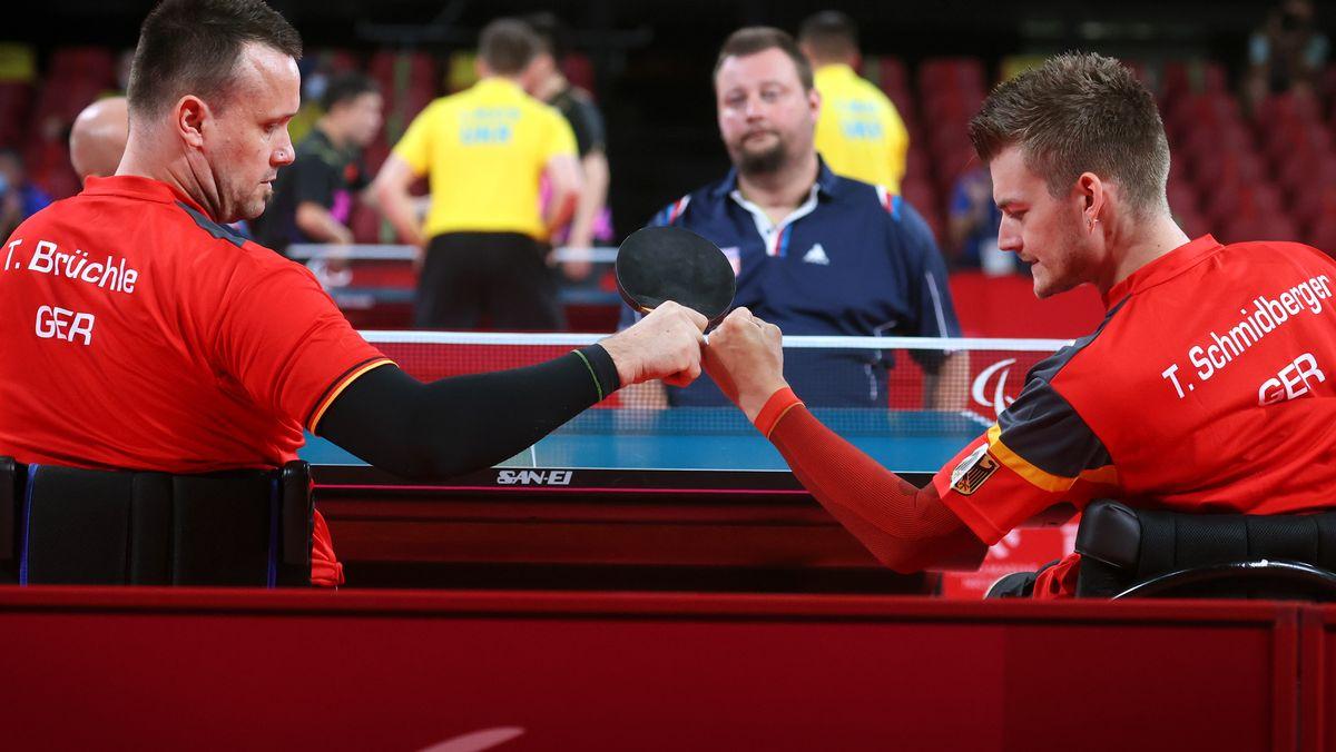 Thomas Brüchle und Thomas Schmidberger