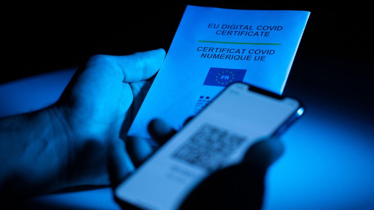 Das Covid-Zertifikat EU eröffnet Geimpften den Zugang zu Restaurants, Fitnessstudios oder Kinos. Auf Telegram bieten Betrüger Fälschungen an.