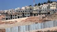 Blick auf die Baustelle der israelischen Siedlung Har Gillo im Westjordanland (Archivbild) | Bild:picture alliance / Iyad Al Hashlamoun/EPA/dpa
