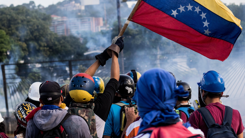 Unruhen in Venezuela halten unvermindert an