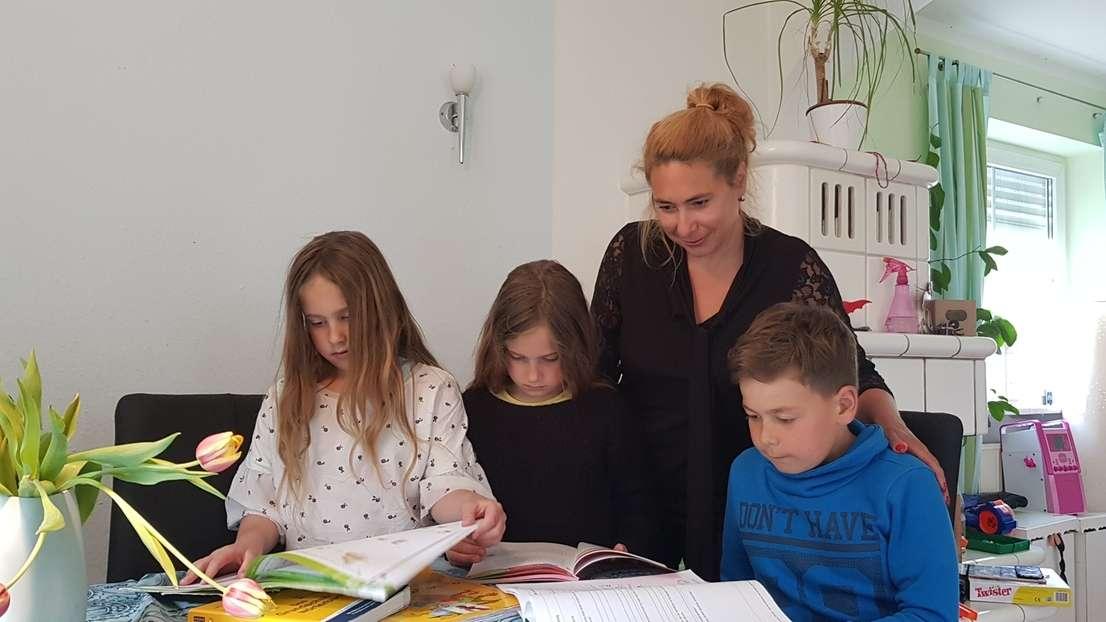 Natalie Tews setzt mit einer Petition auf Elternwille statt Übertrittszeugnis