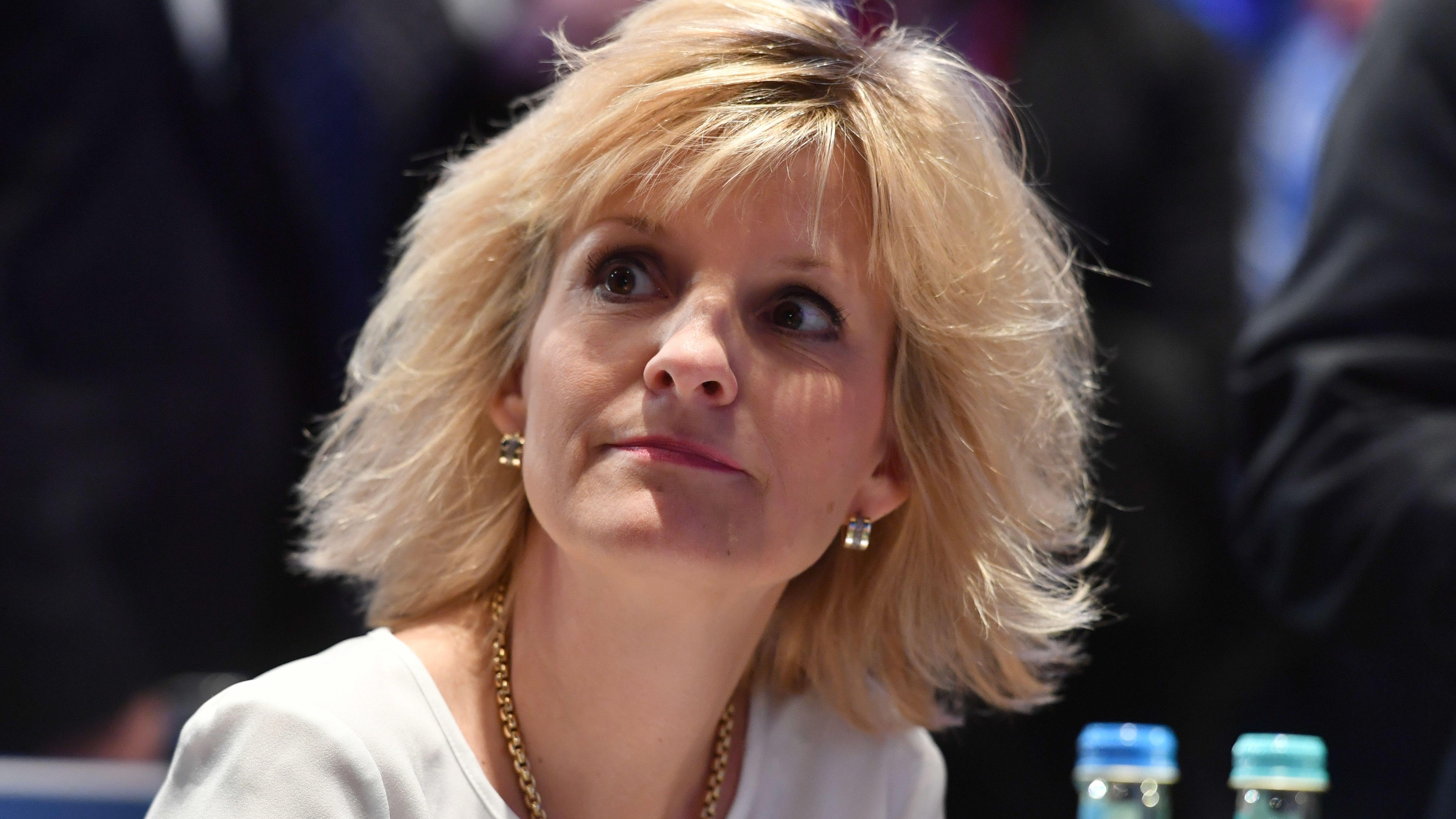 CSU-Abgeordnete Daniela Ludwig als Drogenbeauftrage in spe