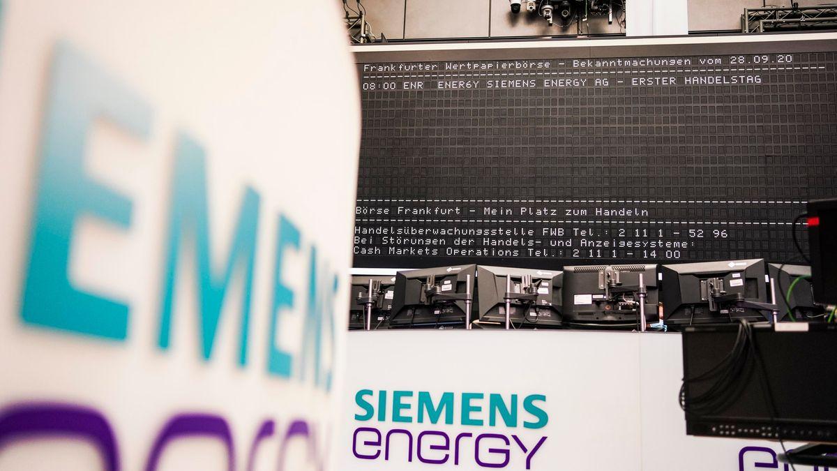 Firmenlogo Siemens Energy
