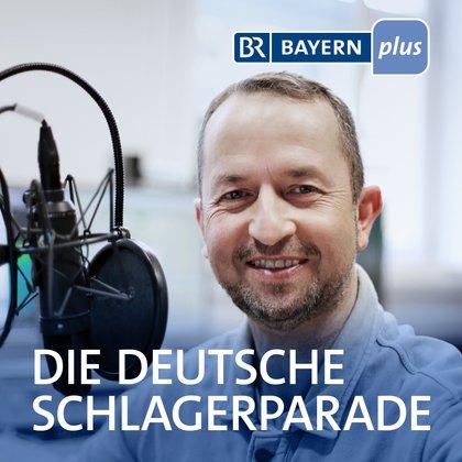 Podcast Cover Die Deutsche Schlagerparade | © 2017 Bayerischer Rundfunk