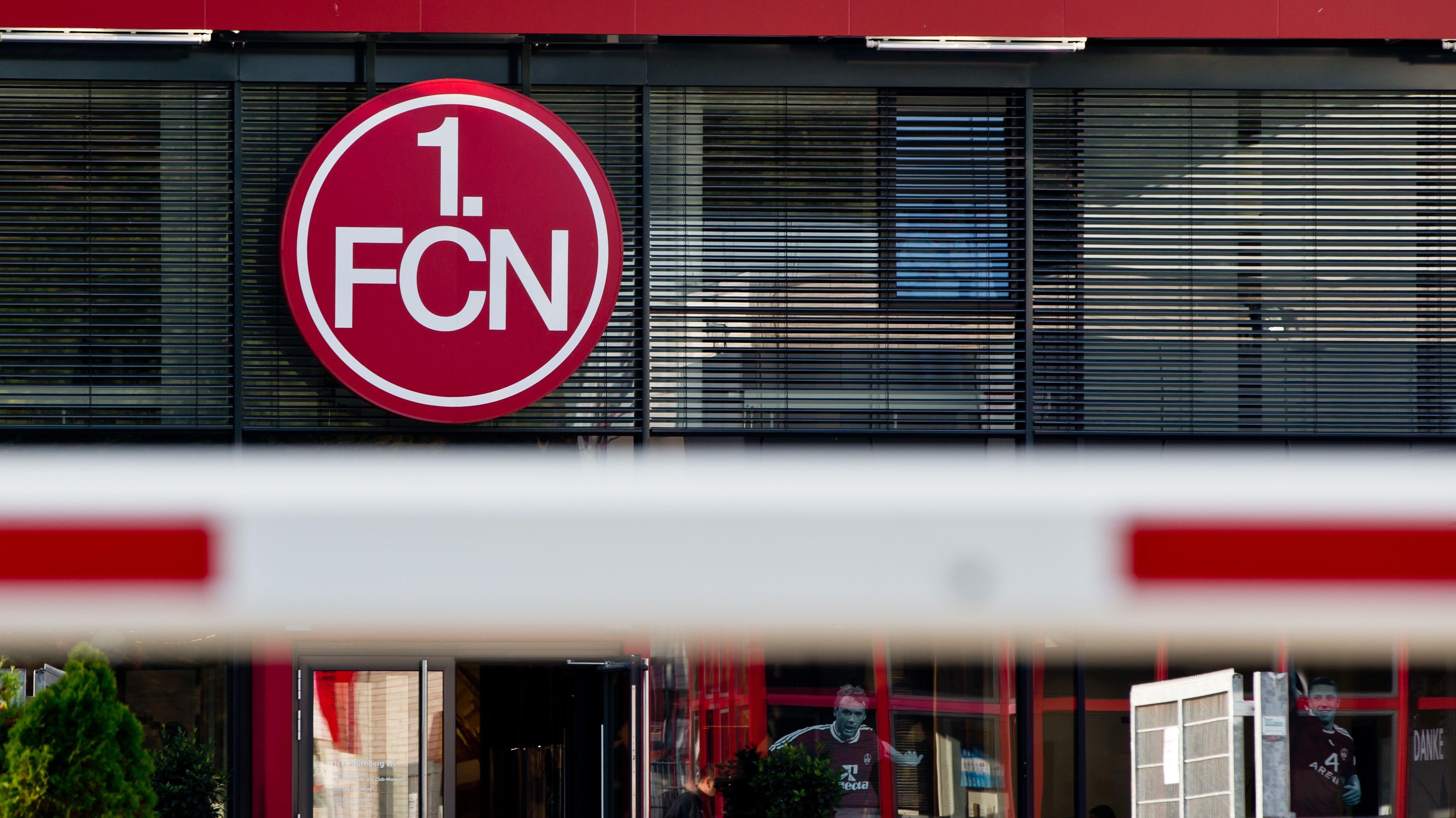 Vereinsgelände des 1. FC Nürnberg