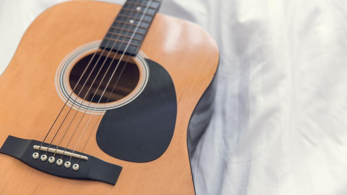 Gitarre (Symbolbild)