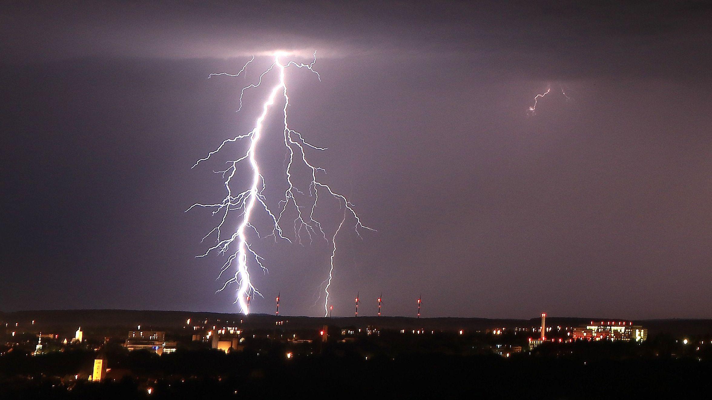 Schweinfurt ist Blitzhauptstadt Deutschlands