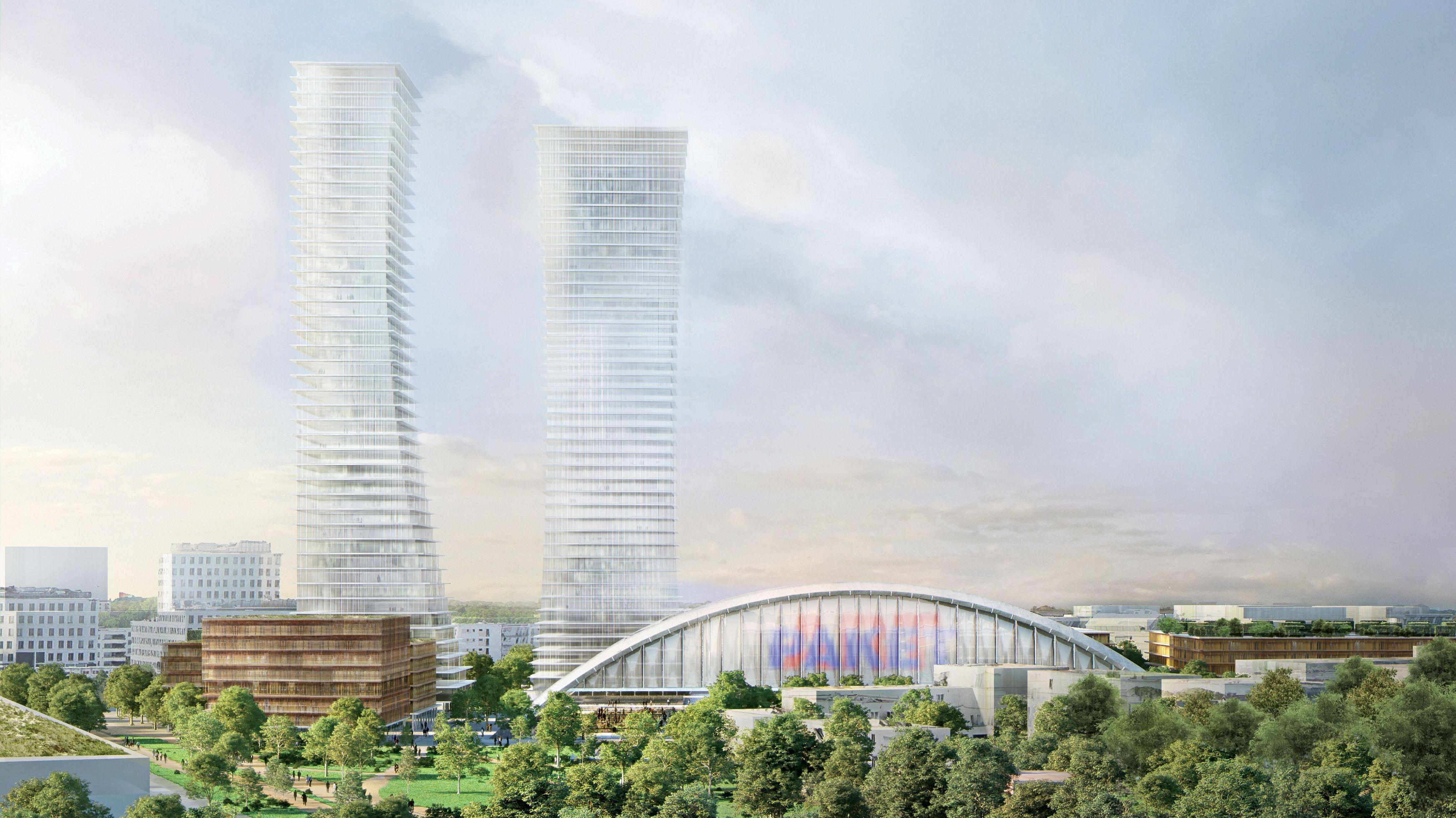 Die Münchner Skyline könnte sich signifikant verändern, wenn die Pläne des Architektenbüros Herzog & de Meuron umgesetzt werden.