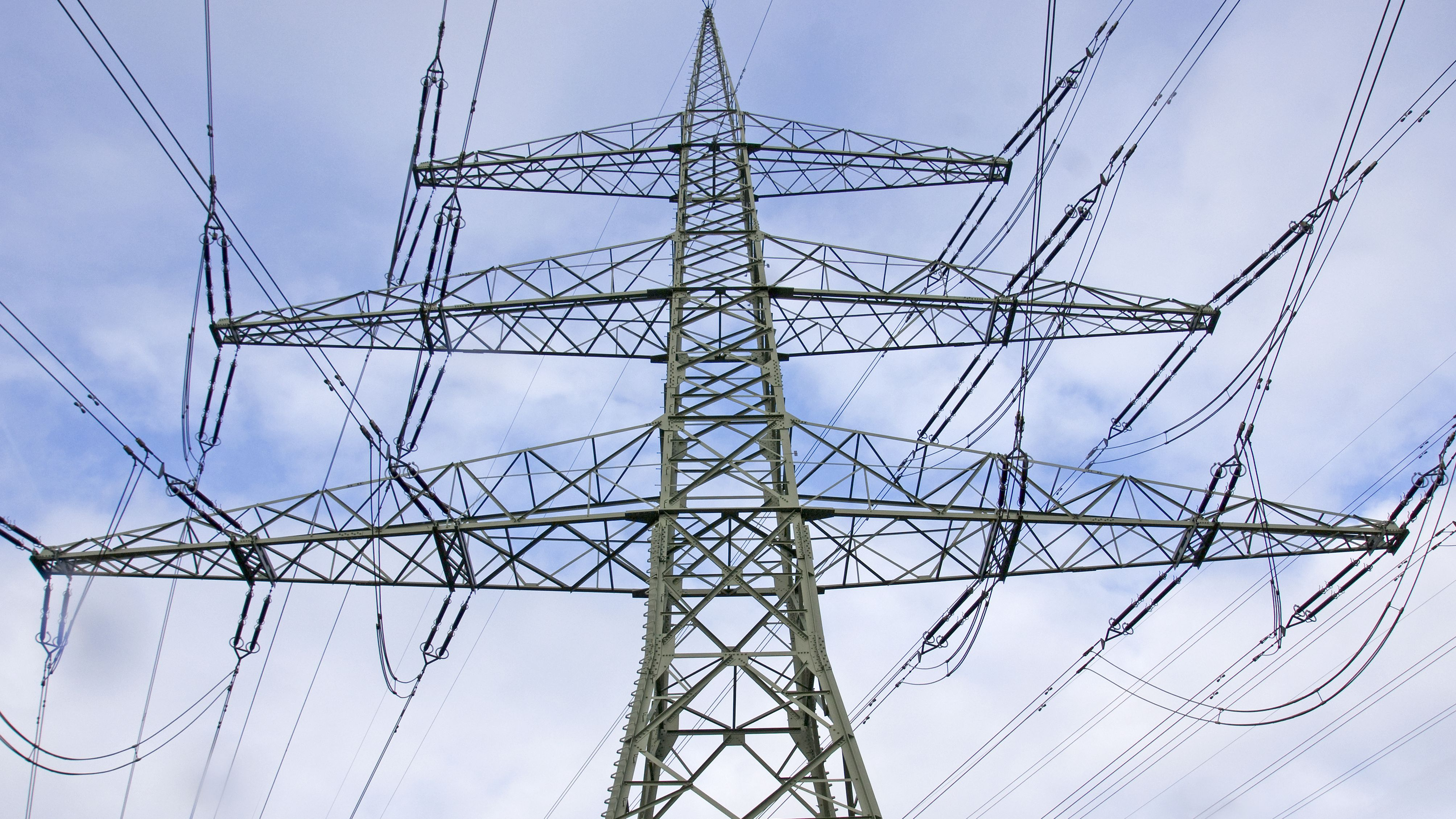Symbolbild Stromnetz