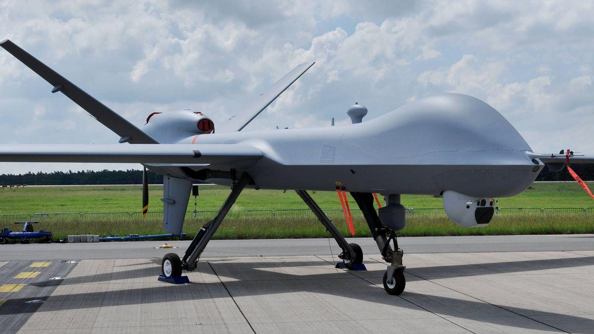 Drohne, Predator