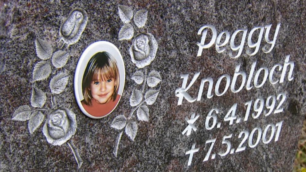 Grabstein von Peggy | Bild:BR