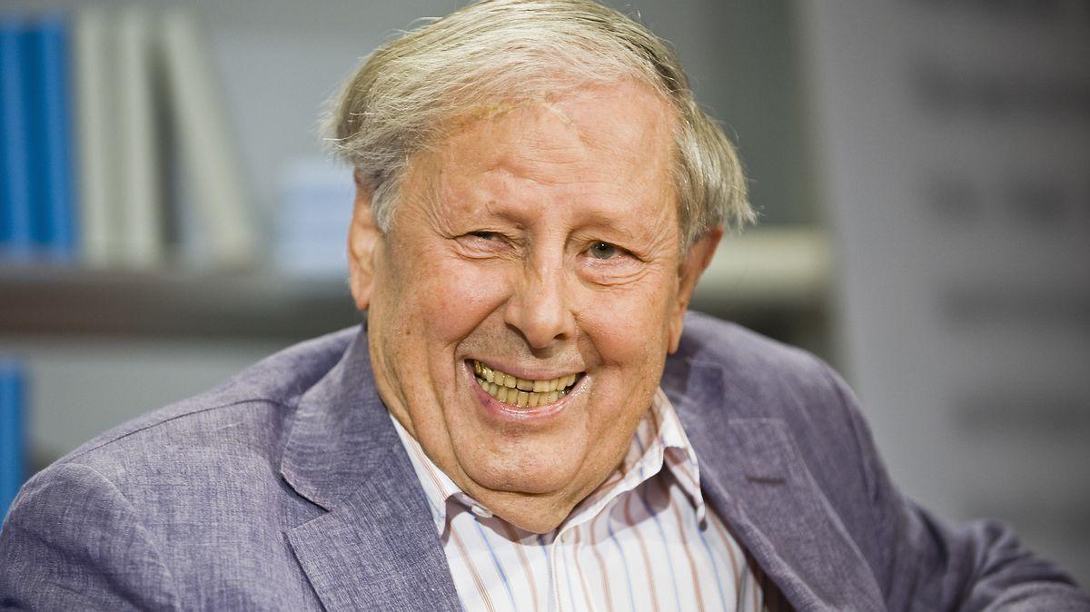 Portrait von Klaus Wagenbach.