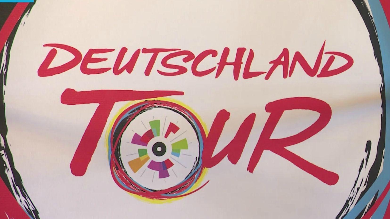 Die Deutschland-Tour kommt nach Nürnberg und Erlangen