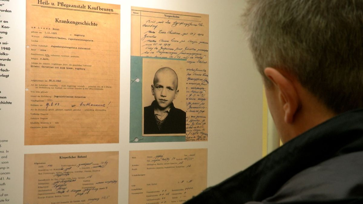 Innenministerium erinnert an NS-Krankenmorde