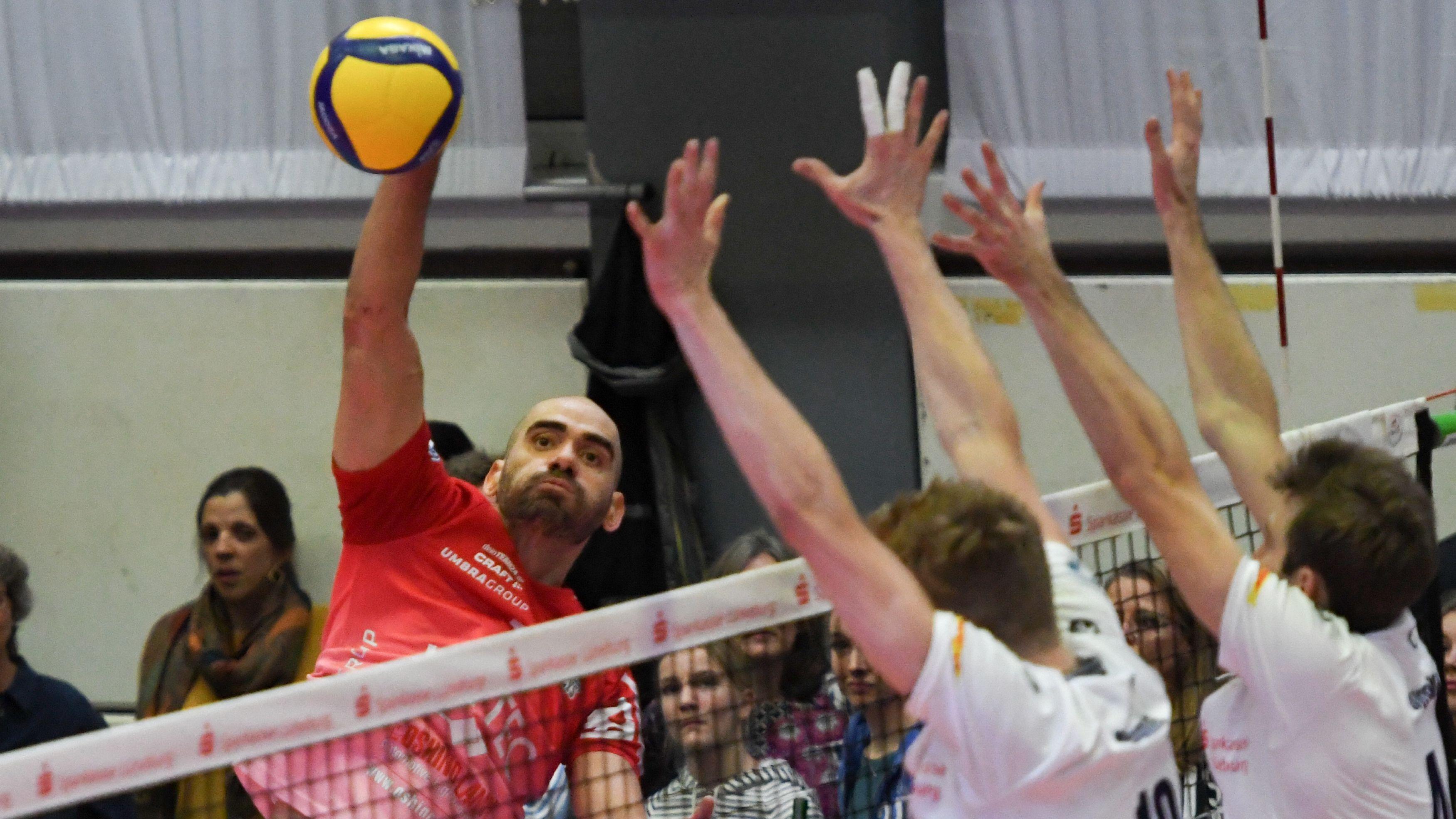Eltmanns Carlos Antony im Spiel gegen Lüneburg
