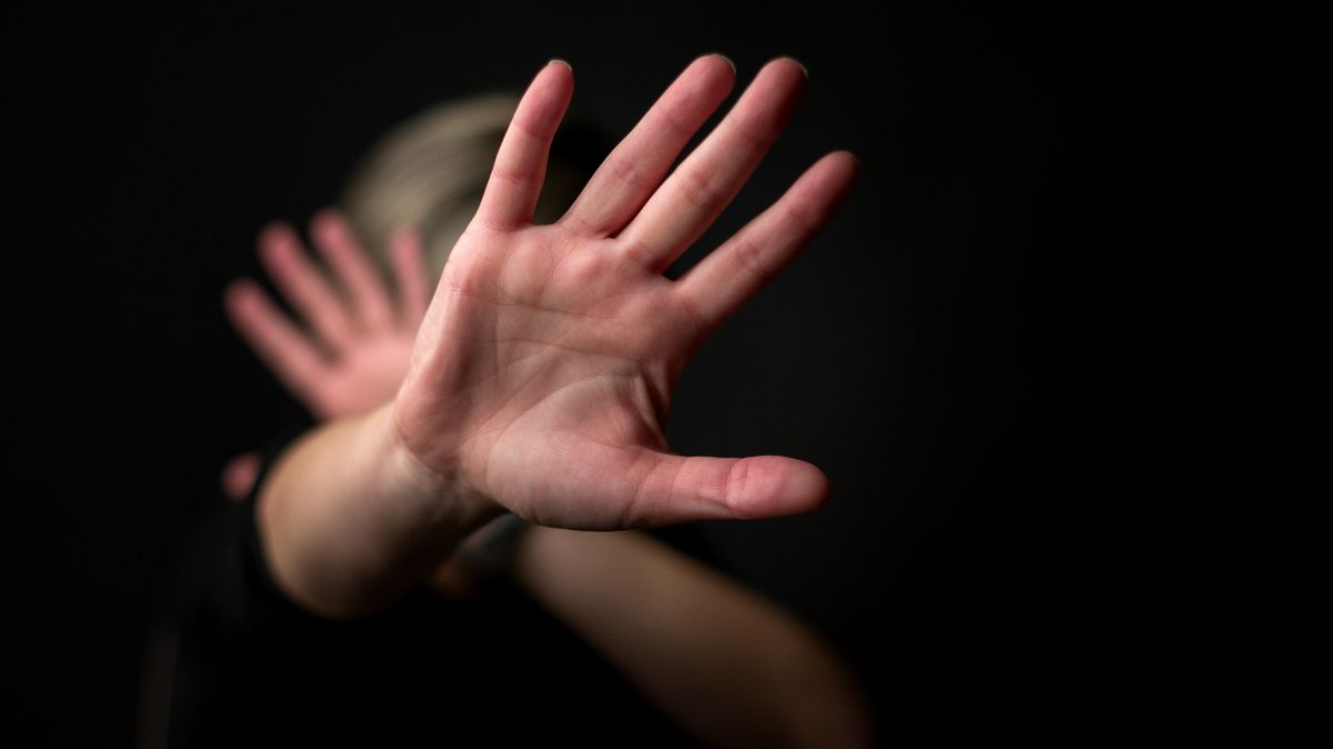 Häusliche Gewalt (Symbolbild)