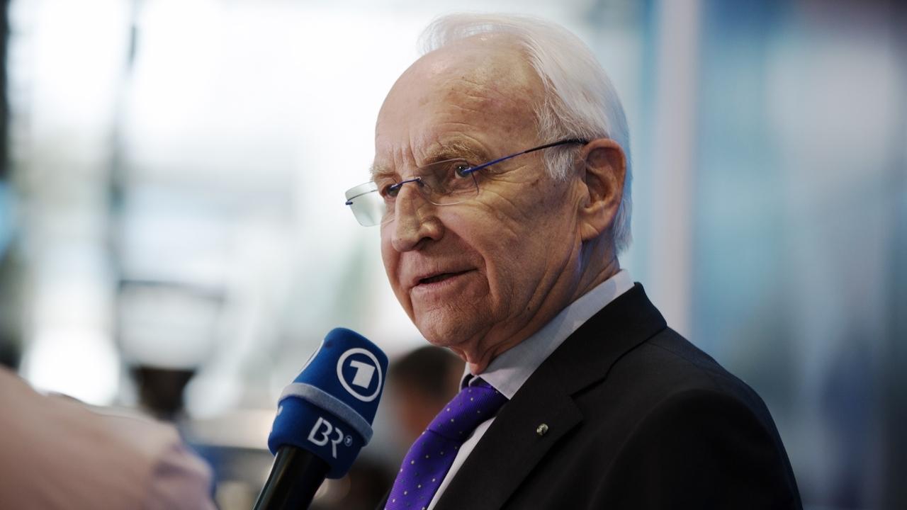Edmund Stoiber (CSU), ehem. Ministerpräsident von Bayern