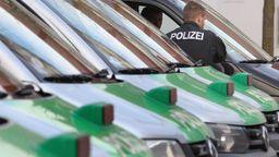 Polizeifahrzeuge (Symbolbild) | Bild:Picture-alliance/dpa