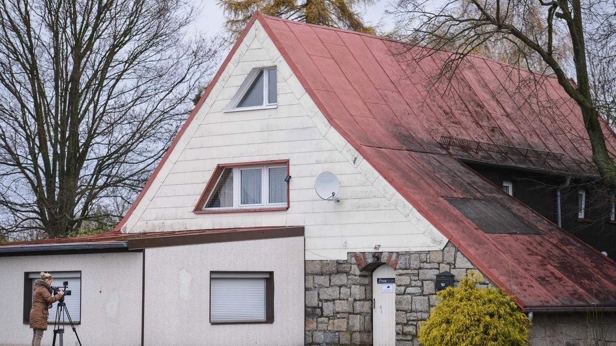 Ein Haus in Oberprex