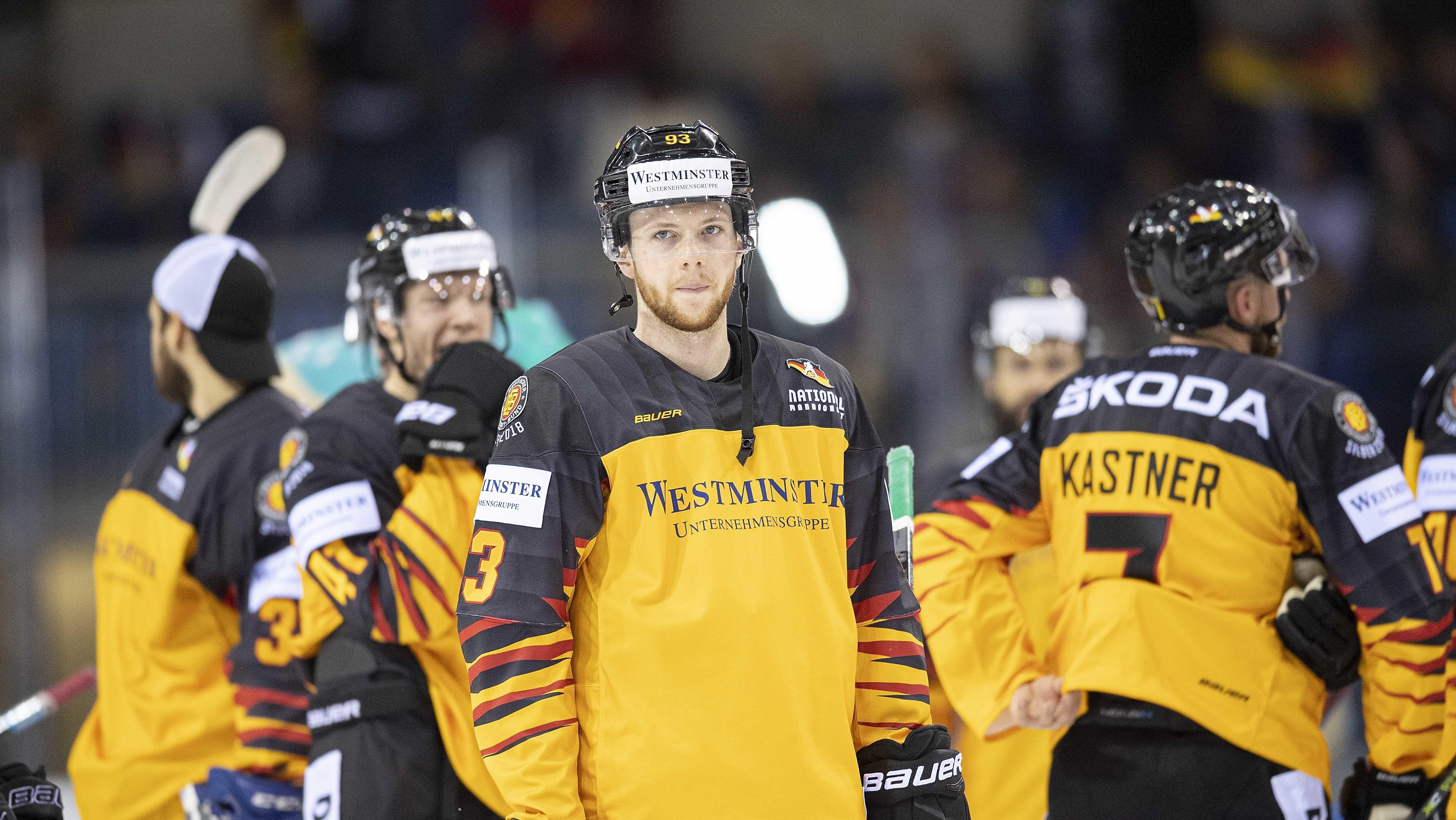 Deutsche Eishockey-Nationalmannschaft