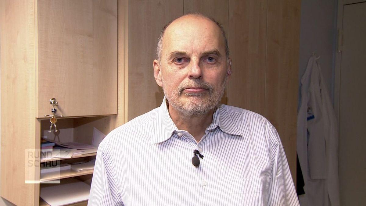 Infektiologe Bernd Salzberger