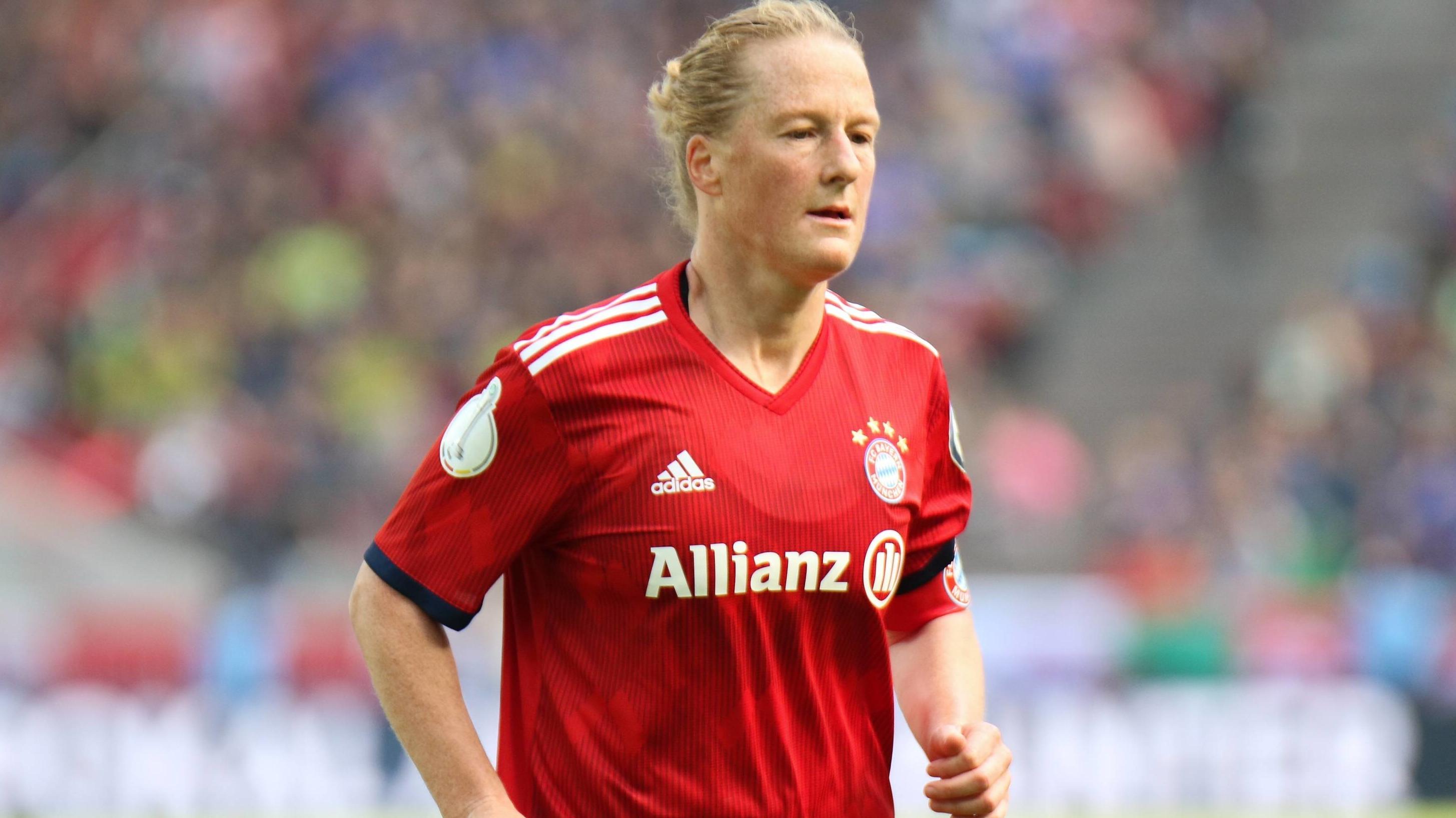 Fc Bayern Frauen Melanie Behringer Beendet Karriere Br24