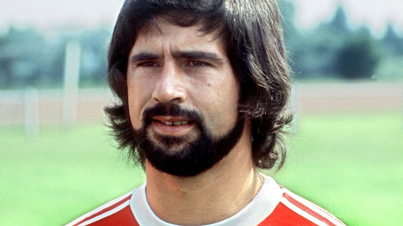 Gerd Müller im Jahr 1974