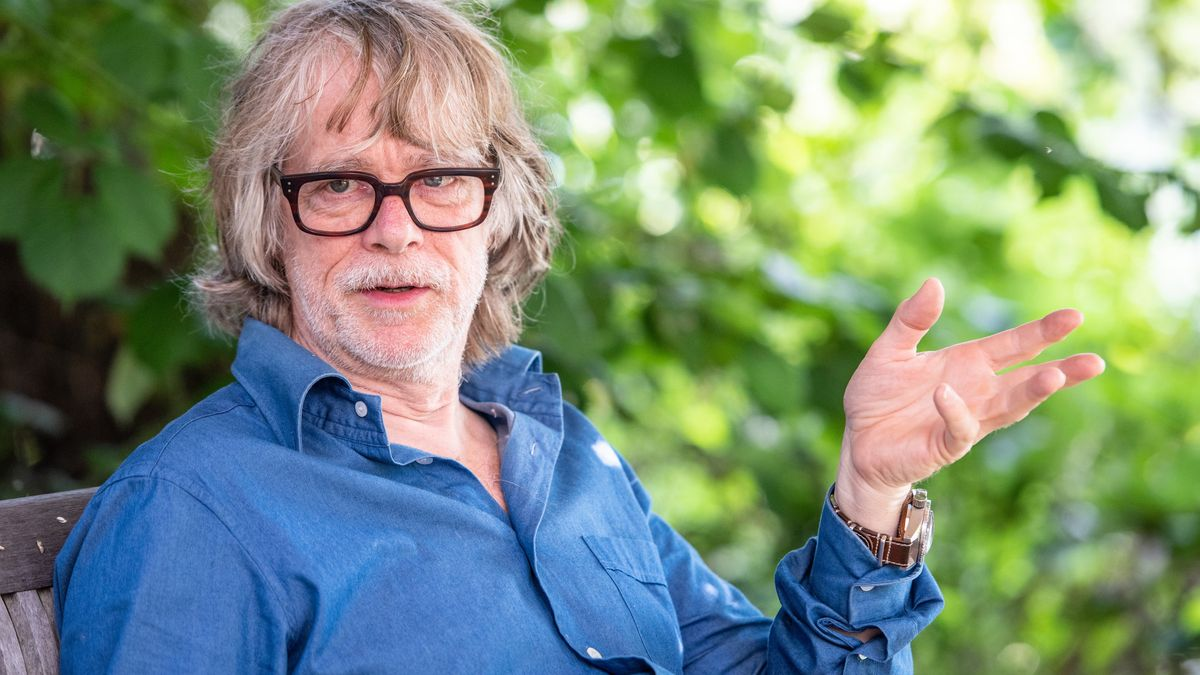 Der Unterhaltungskünstler Helge Schneider