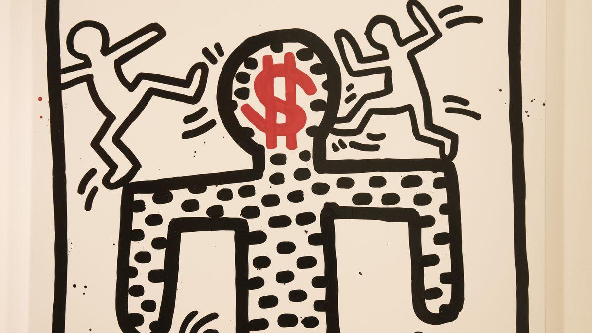 Sotheby's präsentiert eine private Sammlung von 21 Werken zum Motiv des Dollars.