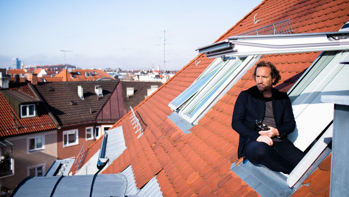Der Münchner Architekt Florian Gandlgruber