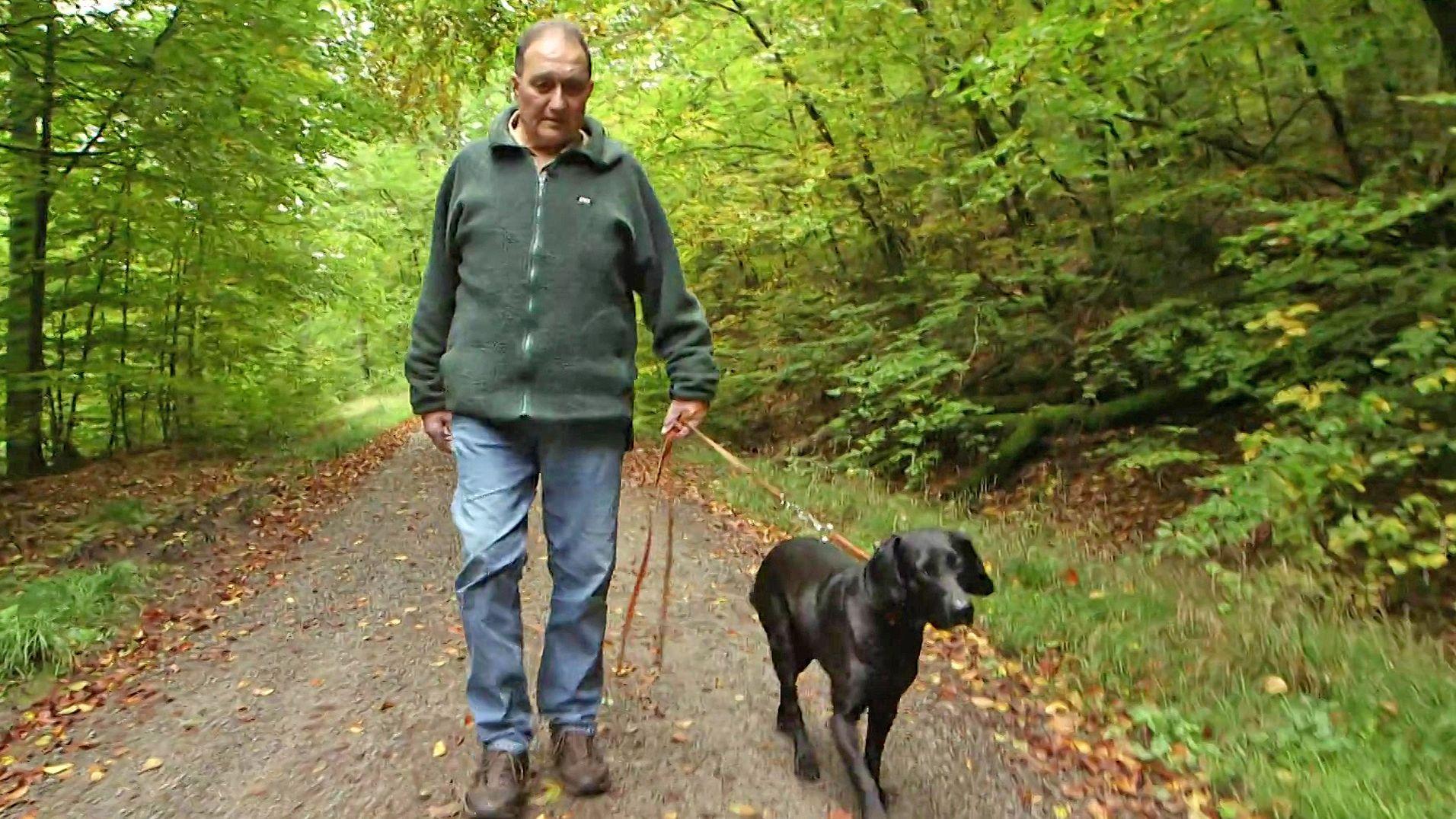 Richard Freibott hatte Prostata-Krebs im Endstadium.
