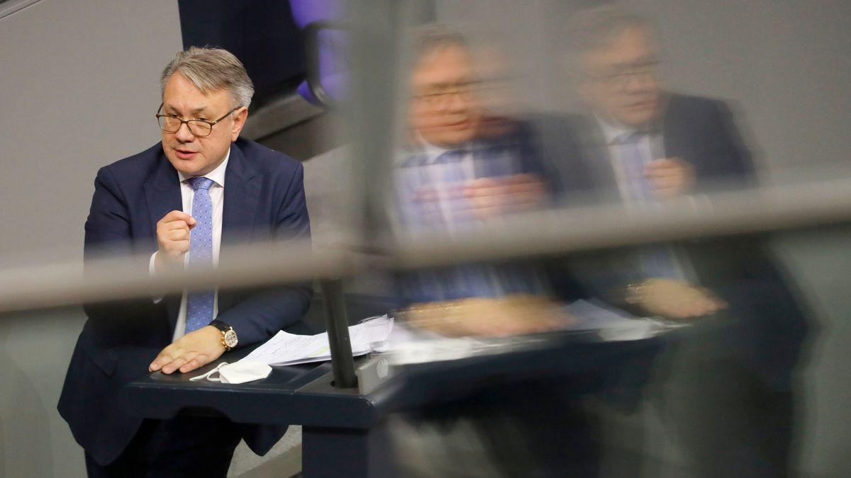 Recherchen zeigen: Ex-CSU-Mitglied Georg Nüßlein stand in Verbindung mit dem Ex-Spion Werner Mauss.