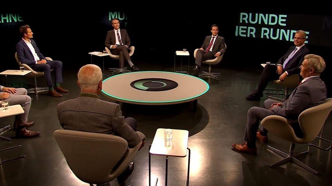 Münchner Runde am 30.09.2020