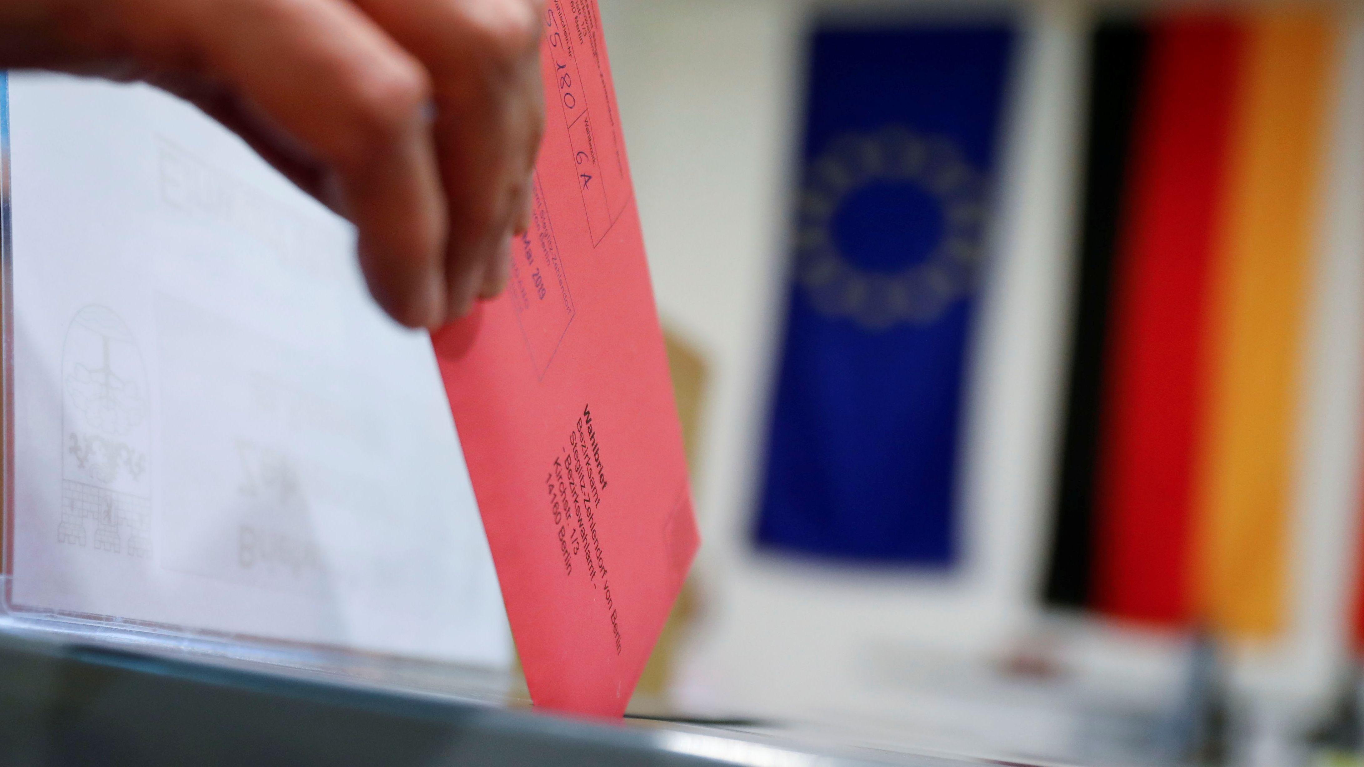 Eine Europawahl mit vielen Fragezeichen