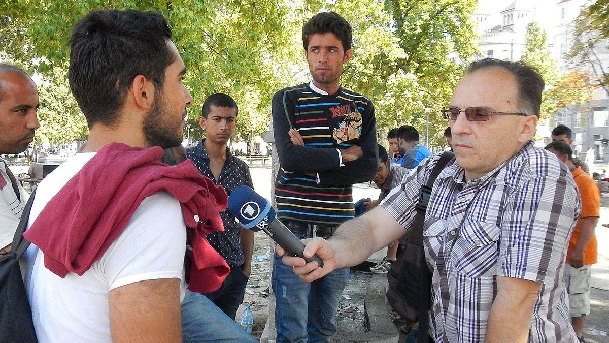 DEJAN STEFANOVIC, freier Mitarbeiter in Serbien und Montenegro