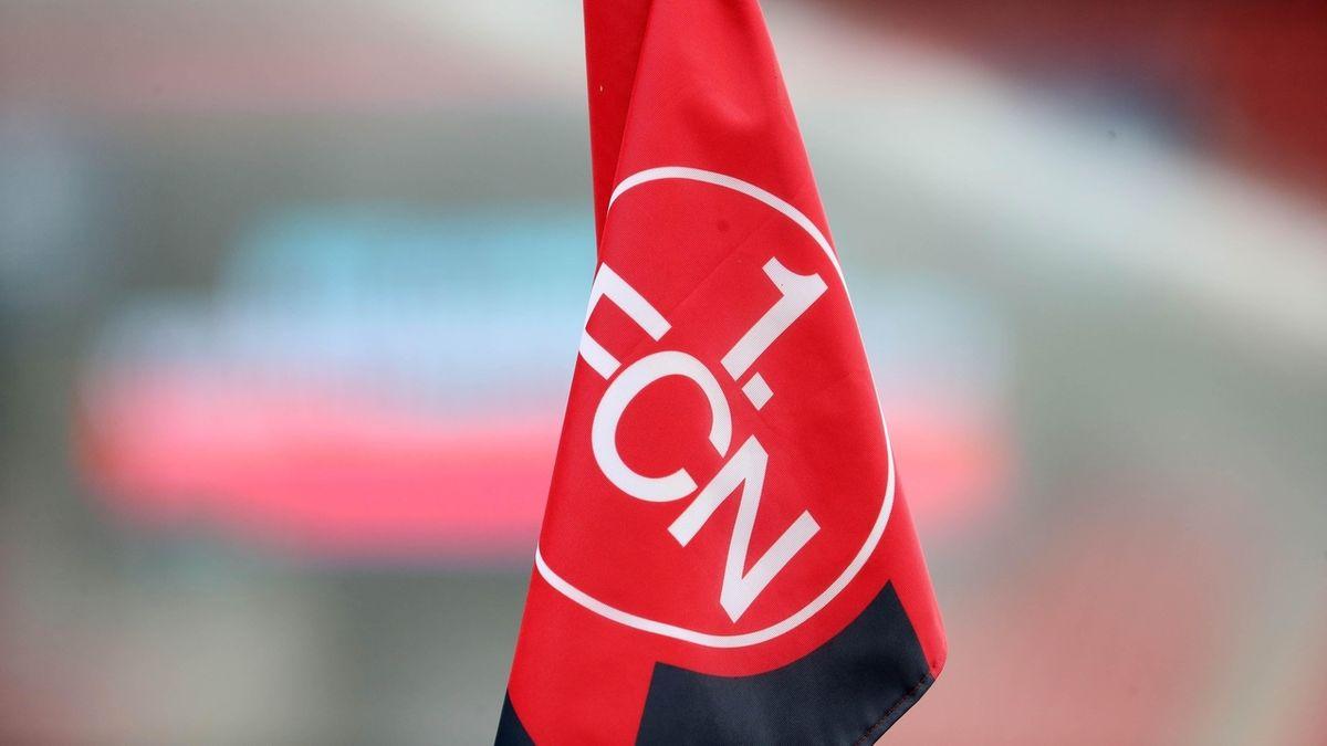 Fahne des 1. FC Nürnberg