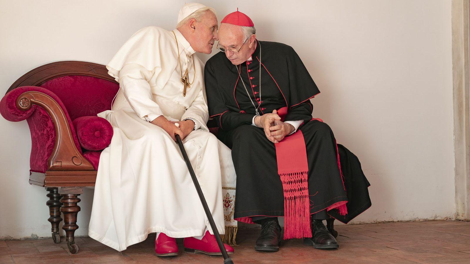 Gezeichnet vom Vatikan-Skandal