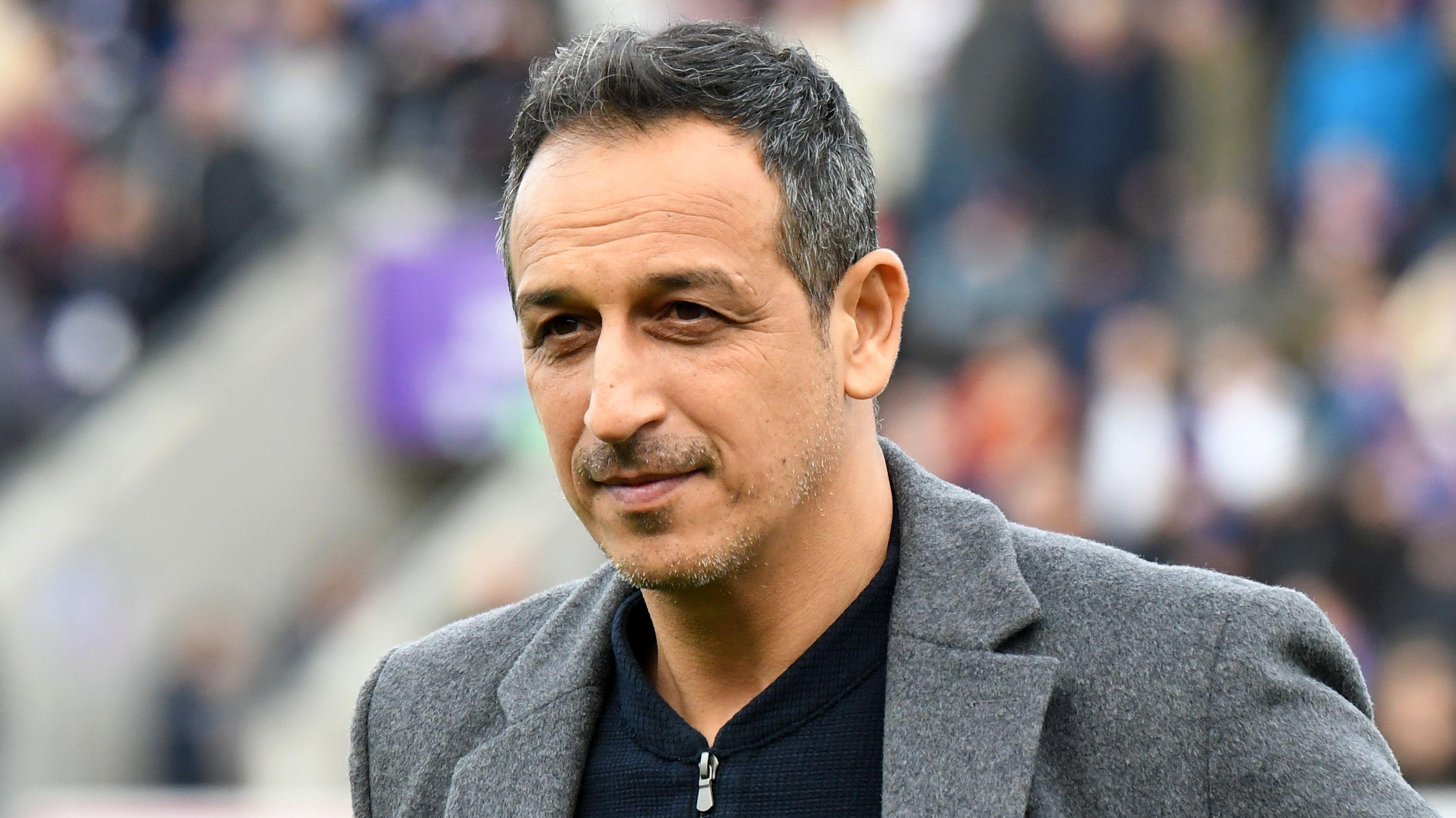 Greuther-Fürth-Sportchef Rachid Azzouzi