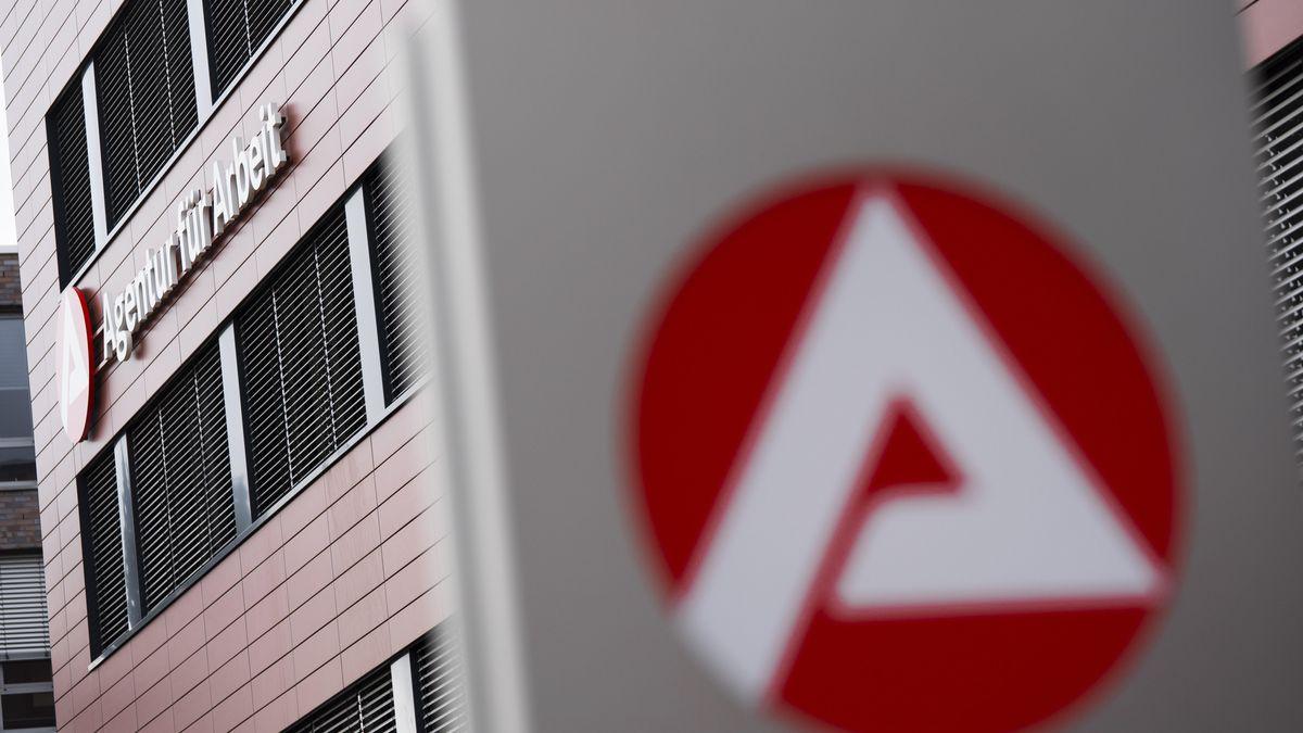 Logo eines Jobcenters
