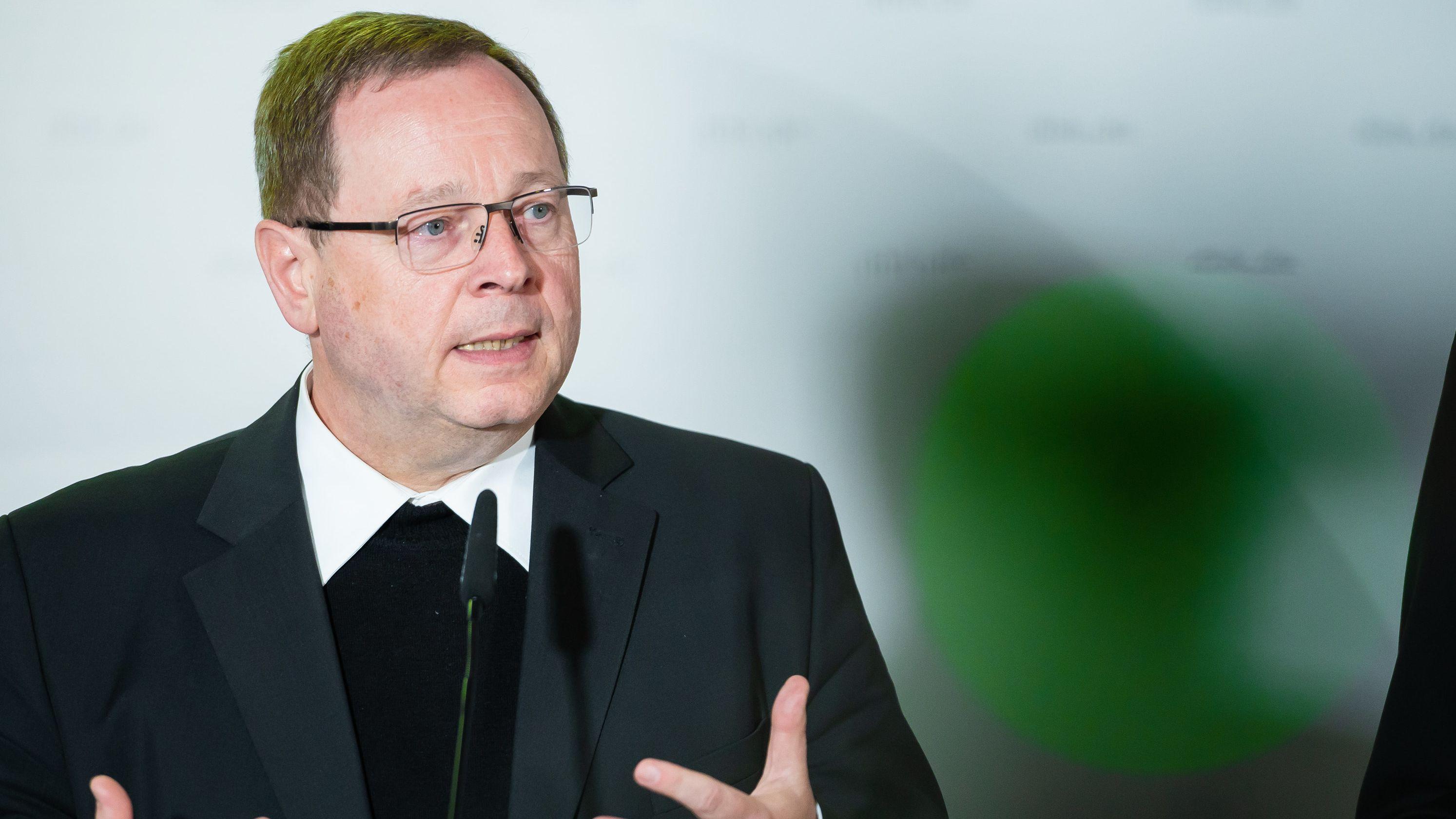 Georg Bätzing, neuer Vorsitzender der  Deutschen Bischofskonferenz