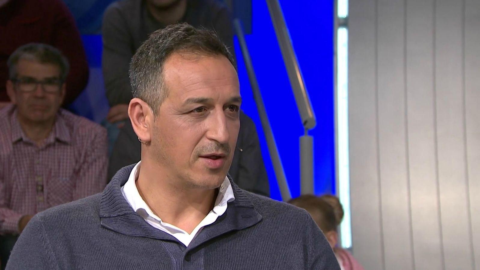 """Rachid Azzouzi: """"Der Rassismus ist immer vorhanden"""""""