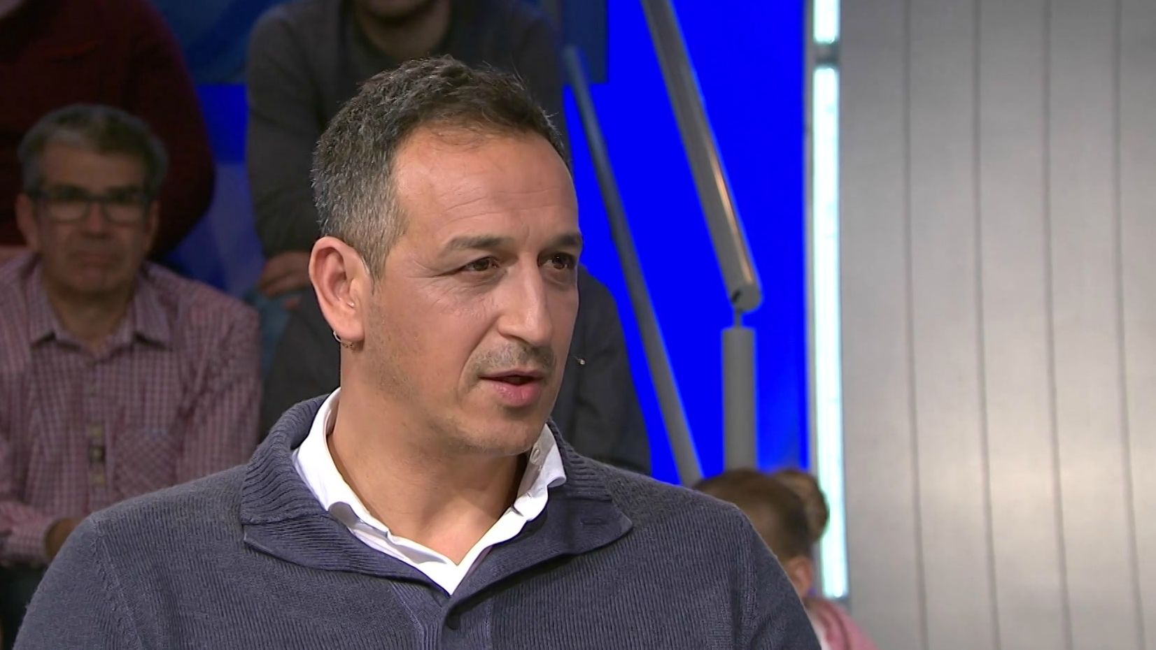 Greuther Fürths Sportdirektor Rachid Azzouzi